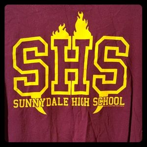 Buffy Sunnydale High T-Shirt, 3XL